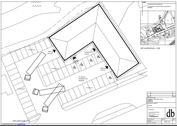 Commercial architects derby architect industrial for Office design derby