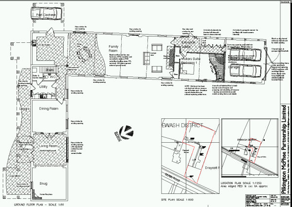 House plans derby building plans derby new house build for Barn conversion floor plans